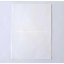 Folha de papel de lona A4 para impressão a jato de tinta digital