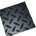 Willow / Diamond Anti-Slip Rubber Sheet For Floor Matting