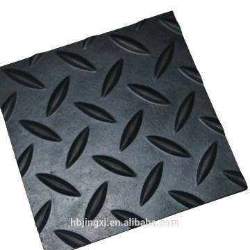 Willow / Diamond Anti-Rutsch-Gummi-Blatt für Bodenmatten