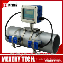MT100PU tubo medidor de fluxo ultra-sônico da METERY TECH.