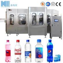 Gas Water/ Aerol Beverage/ Carbonated Drink Filling Machine (GD-12)