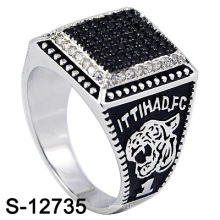 Joyería de la plata del anillo del ajuste de la manera de la manera (S-12735, S-12183, S-12185, S-13023)