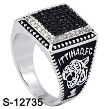 Bijoux en argent sterling Fashion Ring (S-12735, S-12183, S-12185, S-13023)