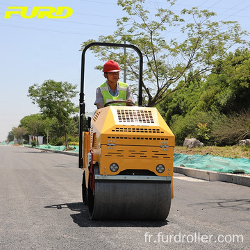 Promotion Small 800kg Ride on Compactor Road Roller