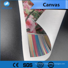 Latex Inks 1.27m*30m canvas matte fabric for Pigment Inks Printing