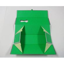 Papier Box mit PVC Fenster / Printed Paper Case für Elektronik