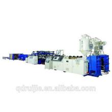 PVC/PE dupla parede ondulado tubulação que faz a máquina