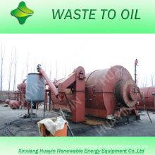 El camión descansa la planta de reciclaje con el CE ISO9001 ISO140001