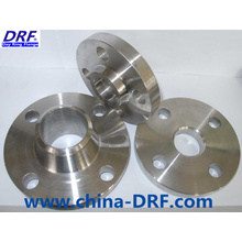 DIN2633 Carbon Steel Petrochemical Flange
