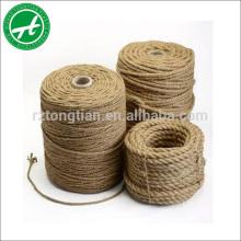 2-40mm natural hemp rope jute rope for art crafts