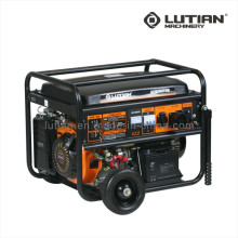 Hot Sale 100% Copper Wire 3.2/4.0/5.0/6.0kw Portable Power Industrial Gasoline Generator Generator Set