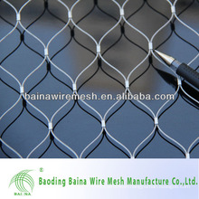 2015 alibaba china manufacture pool fence rope fence bird wire mesh