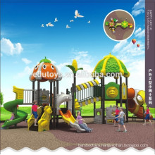 2015 New products big size plastic outdoor playground