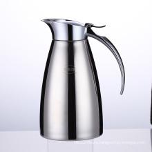 Stainless Steel Double Wall Sanding Polish Vacuum Insulated Coffee Jug