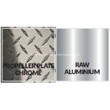 Aluminium Propeller plate Alloy 3003
