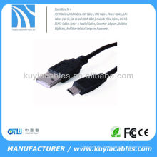 2M High Speed USB2.0 AM zu Mini USB Kabel USB 2.0 Ein Stecker auf Mini USB Stecker Kabel Kabel schwarz