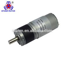 36mm Low Rpm High Torque 60rpm 100rpm 24v 12v Robotics Dc Gear Motor - Comprar Dc Gear Motor de Etonm Motor