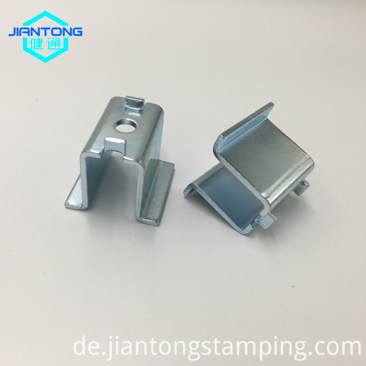 precision steel stamping sheet metal stamping bracket (1)