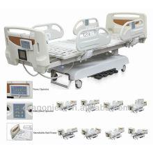 DW-BD002 lit électrique multifonction ICU avec lit d'hôpital scale11