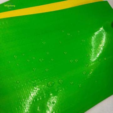 Kunststoffabdeckung Polytarp PE-Planenfolie