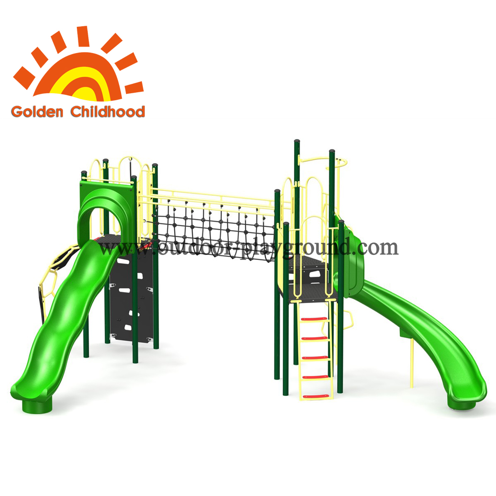 Simple Green Outdoor Play