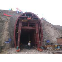 Vollhydraulische Tunnelauskleidungswagenform
