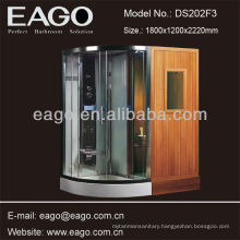 1 Person Traditional Sauna Room with Steam Shower (DS202F3)