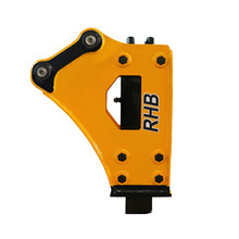Durable hydraulic hammer tools excavator jackhammer attachment for sale