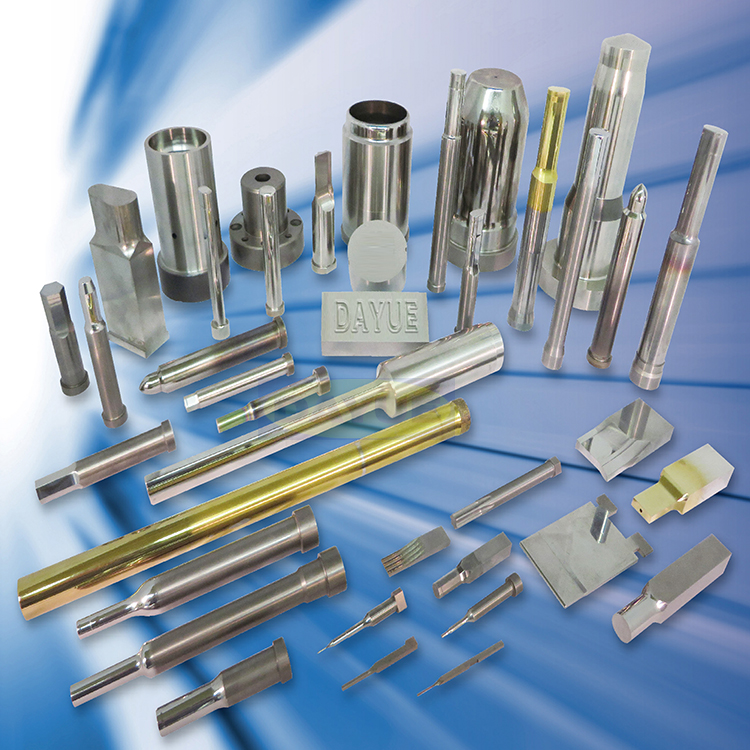 Punches And Dies Mold Components Suppliers