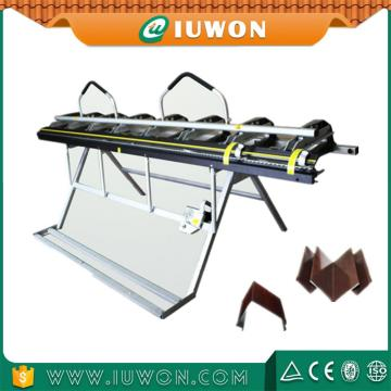Iuwon Manual Stainless Steel lembar Folder