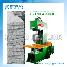 Elétrico conduzido hidráulico divisor de pedra para fazer parede de pedras