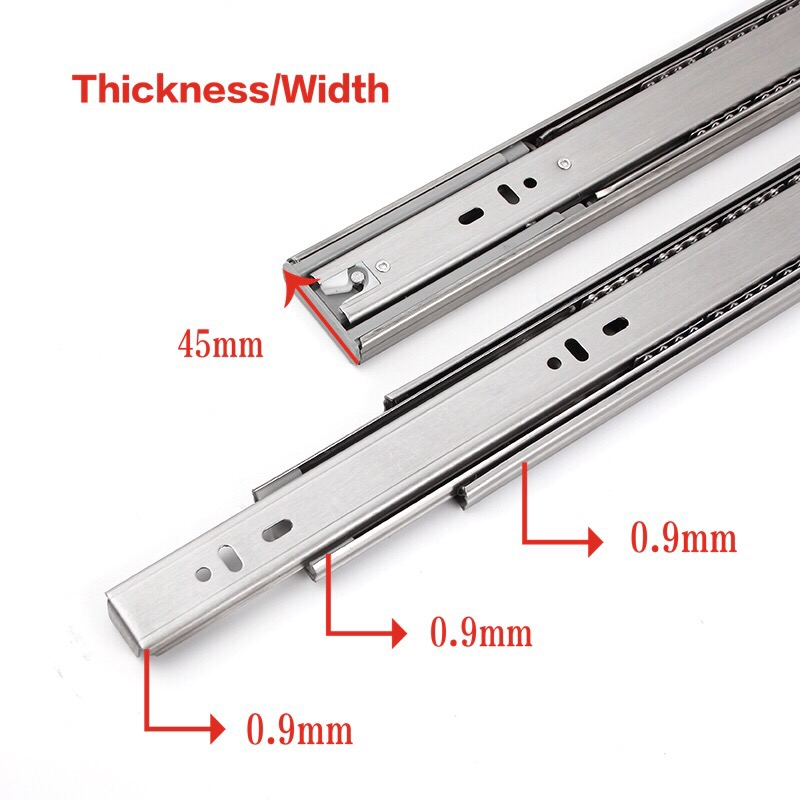 Furniture Stainless Steel slide