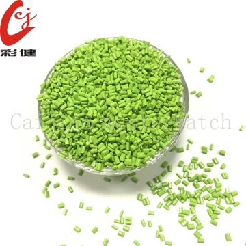 Glass+Green+Color+Masterbatch+Granules