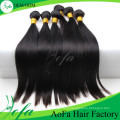 100% Unprocessed Brazilian Human Hair Remy Virgin Hair Weft