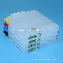 Status's cartridge empty and chip resetter for ricoh GX3000 GX7000 GX5000 GX2500 printer waste ink tank for ricoh gc21