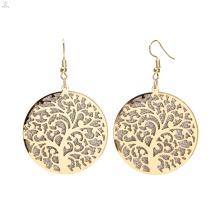 Wholesale new 2016 latest designs golden model earring for women