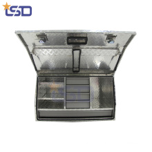 Customized Aluminum Truck boxes with drawer Customized Aluminum Truck boxes with drawer