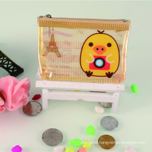 Popular plastic cheap promotional animal coin purse