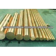 High quality cutting brass rod
