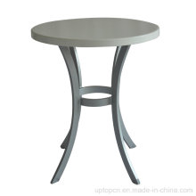 Outdoor Use Durable Round Table Beach Cafe Dining Table (SP-AT379)