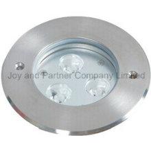Lumière de piscine de la lentille LED d'IP68 asymétrique ou sous-marine (JP94632-AS)