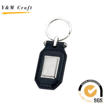 High Quality Business Leather Key Chain with Box