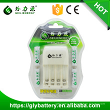 GLE-805 Automatisches Ladegerät 12V Für AA AAA Ni-CD Ni-mh-Batterie Made In China