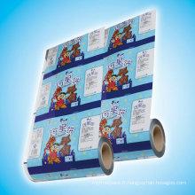 Film d'emballage alimentaire en biscuit avec ISO