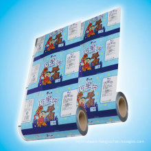 Biscuit Food Packaging Film with ISO