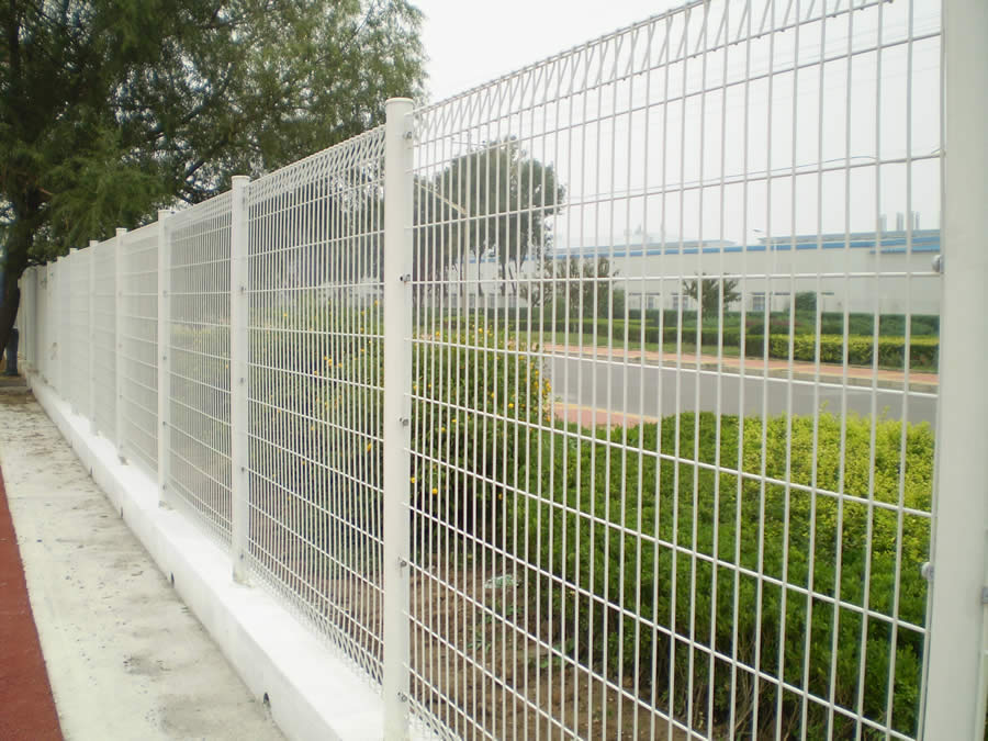 powder coated brc fencing