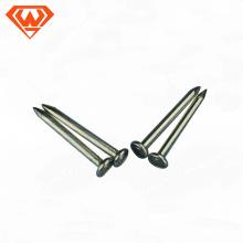 Clavos de acero al carbono de 1 a 5 pulgadas Clavos de hormigón galvanizados --sitio de buena voluntad de Shanxi