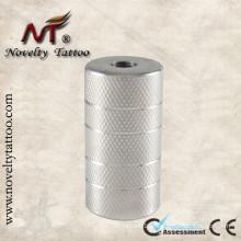 N304029-25mm Aço Inoxidável Tattoo Grip Tubos Metal Back Stem