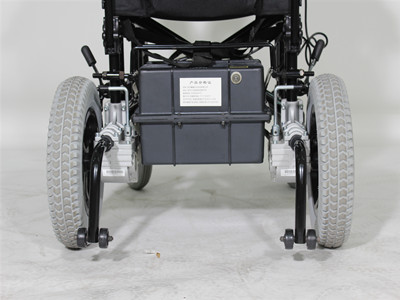 Electric wheelchair accessible shower (3)