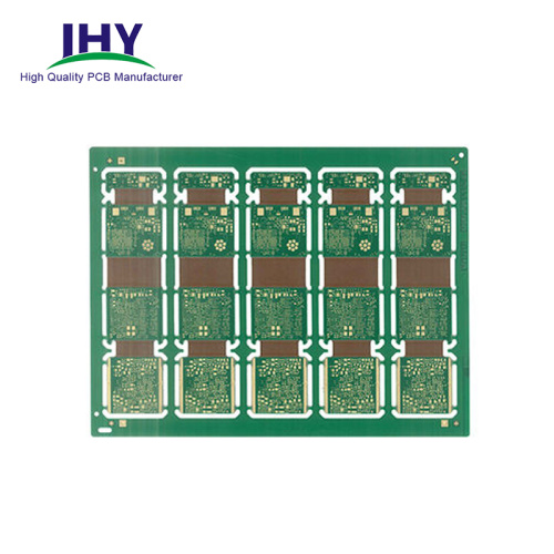 Quick Turn PCB HDI High Tg Multilayer Buried and Blind Via Holes PCB
